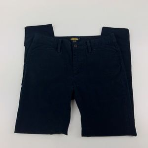 Ralph Lauren Rugby Pant Size 4 Low Rise Button Leg